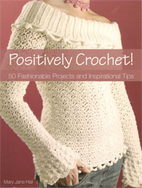 Positively Crochet Bookcover