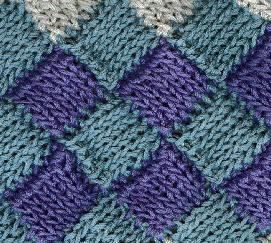 Crochet entrelec example