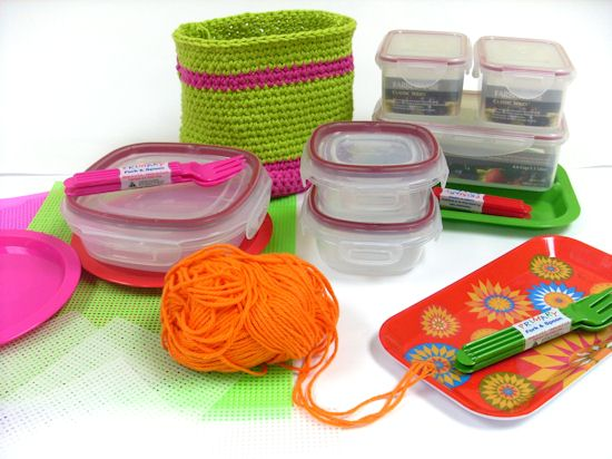Insert supplies