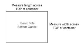 Gusset measurements