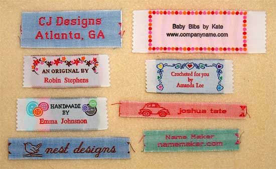 Sample labels