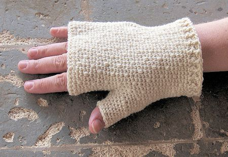 Fingerless version