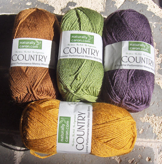 NaturallyCaron Country Yarn