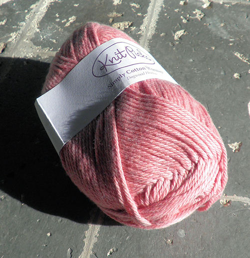 Simply Cotton Worsted Weight