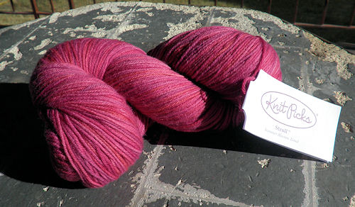 Stroll yarn