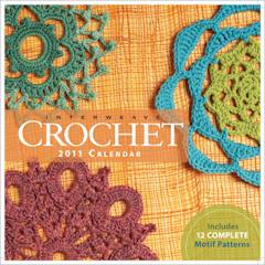 Crochet Calendar 2011 Front Cover