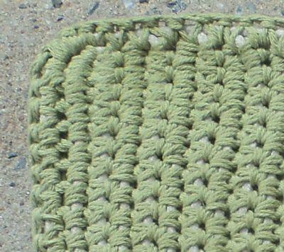 Corner closeup