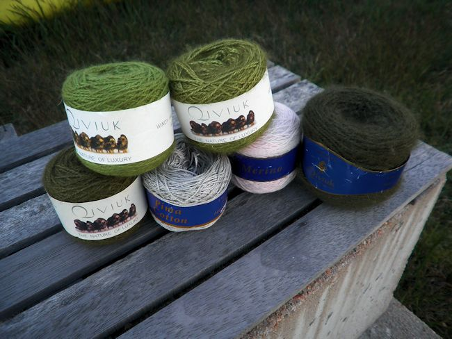 Windy Valley Muskox Yarns